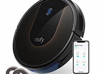 Cyber Monday Offer: Up To £72 Off eufy Robotic Vacuum Cleaners