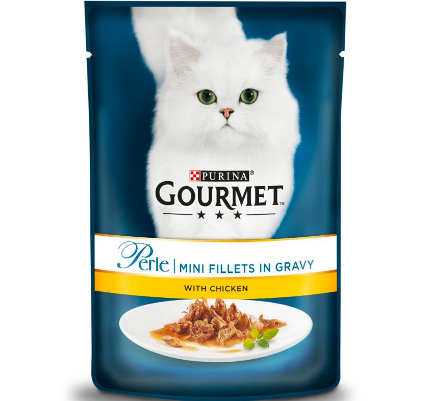 Free Purina Gourmet Cat Food Free Stuff