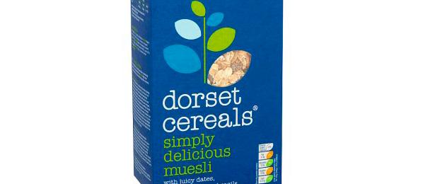Free Dorset Cereals Muesli