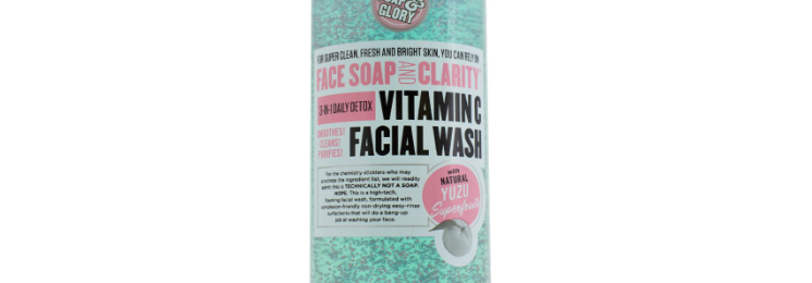 Free Soap & Glory Cleanser