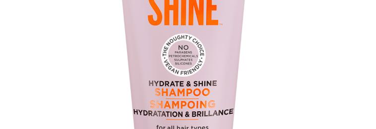 Free Noughty Rise & Shine Shampoo