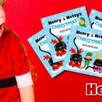 Free Henry & Hetty's Christmas Adventure Book