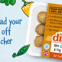 Free £1.00 off Little Dish Finger Food