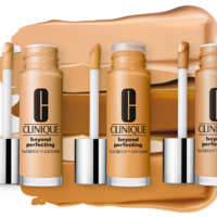 Free Clinique Perfecting Foundation