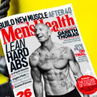 Free Men's Health Taster Magazine