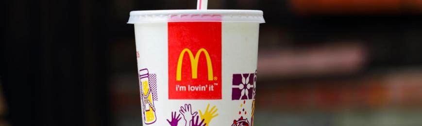 Free McDonald's Strawberry Milkshake