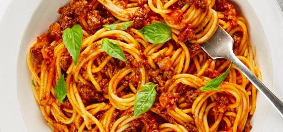 Free Spaghetti Bolognese From Bella Italia