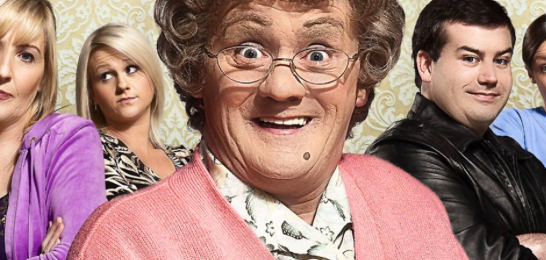 Free Mrs Brown's Boys Audience Tickets
