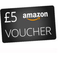 Free £5 Amazon Voucher