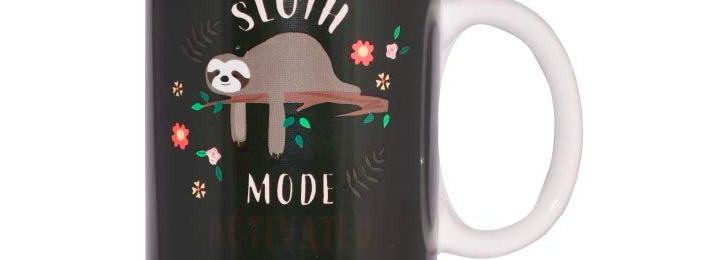 Free Sloth Mode Mug