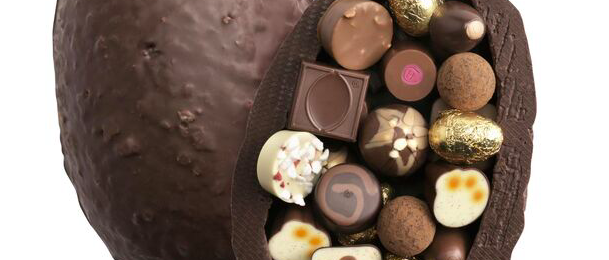 Free Hotel Chocolat Easter Egg (Worth £15)