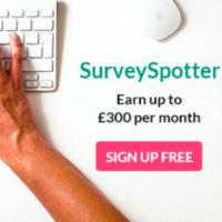 Get £5 Per Survey