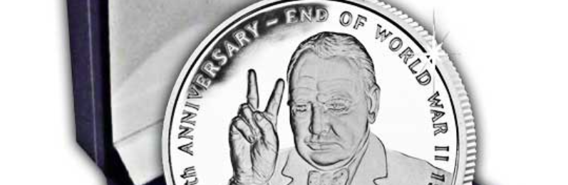 Free Winston Churchill Coin