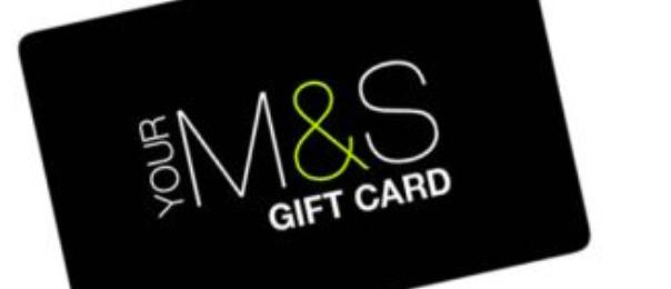 Win £1,000 of M&S Vouchers