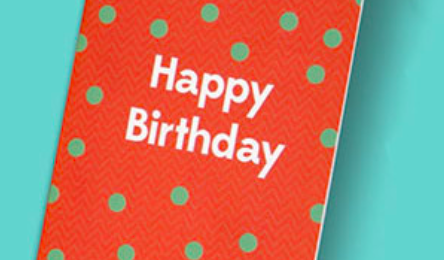 Free Birthday Cards