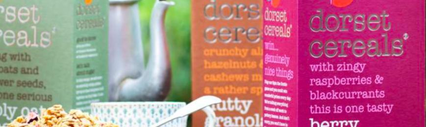 Free Dorset Cereals Berry Granola