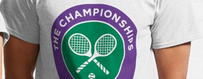 Free Wimbledon Signed T-Shirt