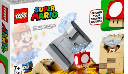 Exclusive Lego Super Mario Sets