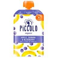 Free Piccolo Baby Food Pouch