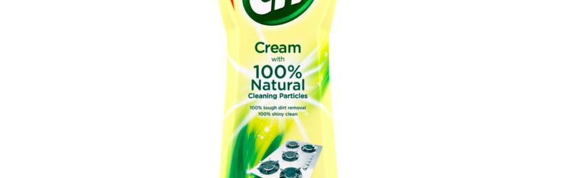 Free Cif Lemon Cleaning Cream