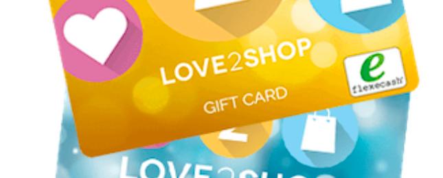 Earn £10 Love2shop Voucher