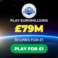 Free EuroMillions Tickets (£79M Jackpot)