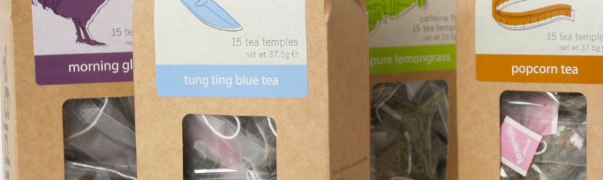 Free Teapigs Sample Pack