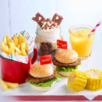 Free Kids Meal At Frankie & Benny's