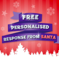 Free Personalised Message From Santa