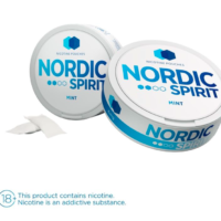 Free Nordic Spirit Nicotine Pouches + Free Delivery!