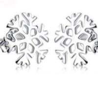 Free Sterling Silver Earrings (Worth £40)