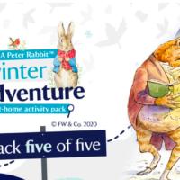 Free Peter Rabbit Activity Pack