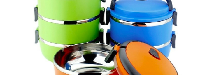 Portable Food Containers – Only £3.99 Today!