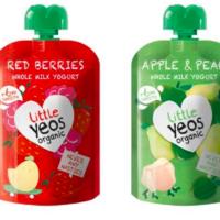 Free Little Yeos Yogurt Pouch