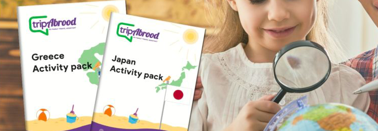 Free Children's Activity Packs