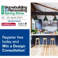 Free Homebuilding & Renovating Spring Show Tickets