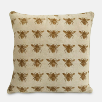 Free Joules Honey Bee Cushion
