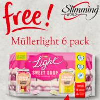Free Müller Sweet Shop Yogurts