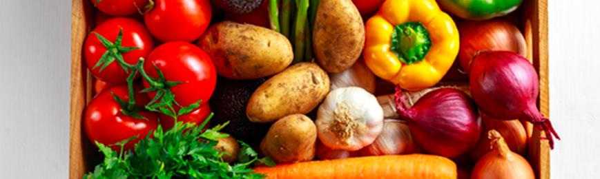 Free Fruit, Vegetables & Milk