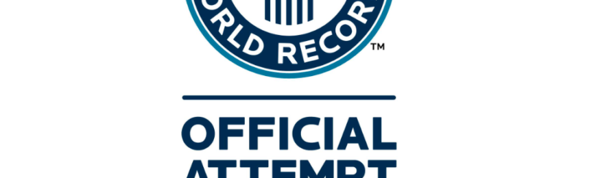 Free Guinness World Record Certificate & Medal