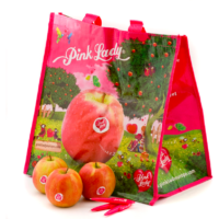 Free Pink Lady Bag & Bookmark