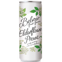 Free Belvoir Elderflower Soft Drink