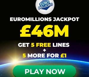 Free EuroMillions Tickets (£46M Jackpot)