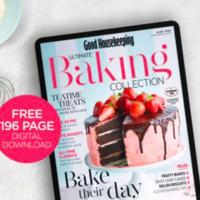 Free Good Housekeeping Baking Book