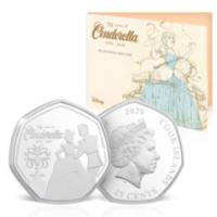 Free Cinderella Silver Coin