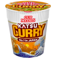 Free Nissin Katsu Curry Noodles