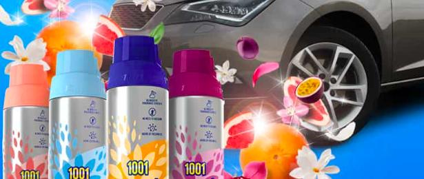Free 1001 Car Freshener