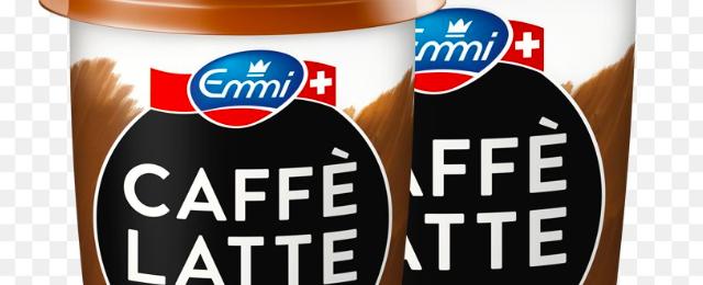 Free Caffe Latte Ice Coffee