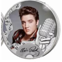 Free Elvis Presley Collector's Coin