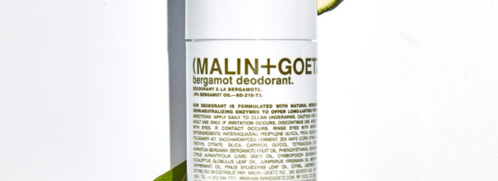 Free Malin & Goetz Deodorant